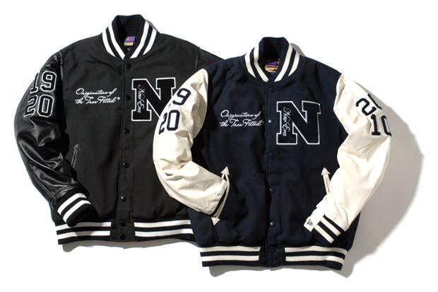 New Era 90th Anniversary Varsity Jacket