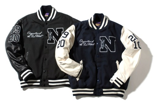 New Era 90th Anniversary Varsity Jacket