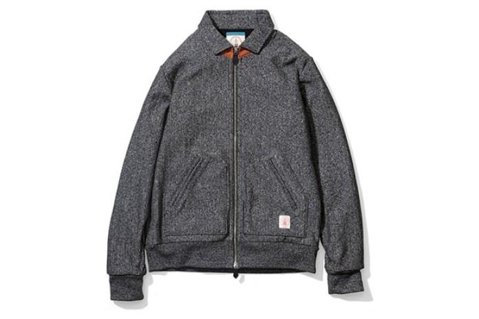 NEXUSVII Collared Zip Jacket