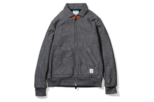 NEXUSVII Collared Zip Jacket