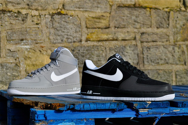 Nike Air Force 1 3M Pack