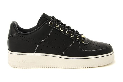 "Nike Air Force 1 Low ""Hiker"" Black/Sail"
