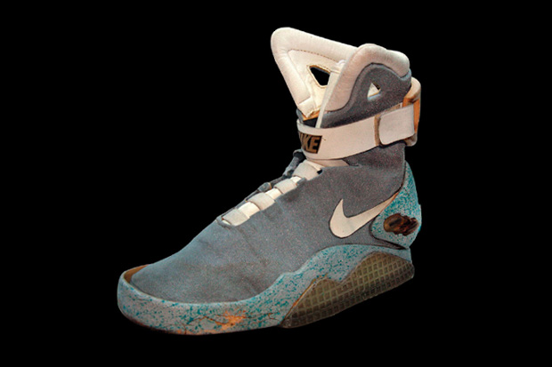 "Nike Air Mag ""Marty McFly"" Auction"