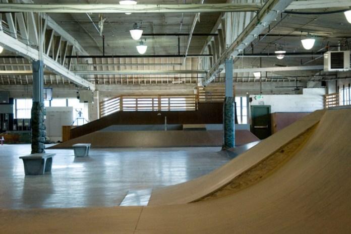 A Look Inside the Nike SB Warehouse