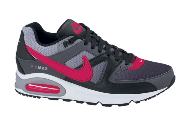 """Nike Air Max Command """"Solar Red"""""""