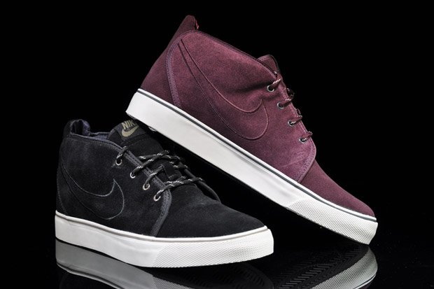 Nike Sportswear 2010 Fall/Winter Toki ND Suede