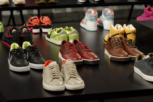 Nike Sportswear 2010 Winter Preview