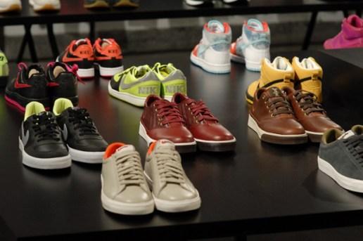 Nike Sportswear 2010 Winter Preview