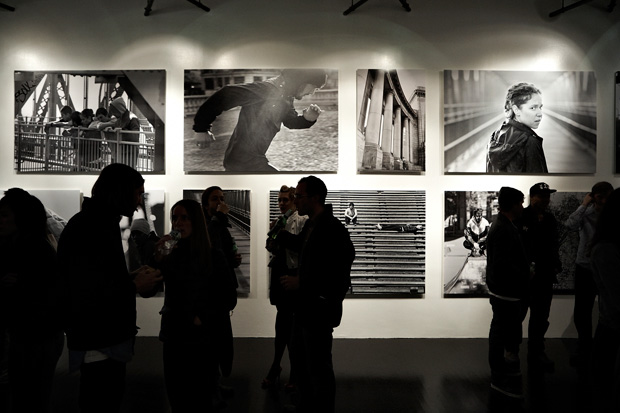 "Nike Stadium ""Burning Bridges"" Exhibition Recap"
