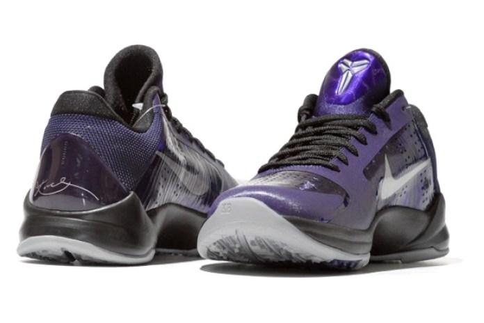 """Nike Zoom Kobe V """"Ink"""""""
