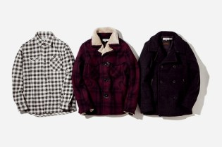 nonnative x Stevenson Overall Co. 2010 Fall/Winter Collection