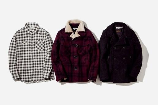 nonnative x Stevenson Overall Co. 2010 Fall/Winter Collection