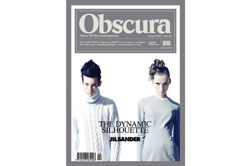 OBSCURA by SILLY THING Issue 02