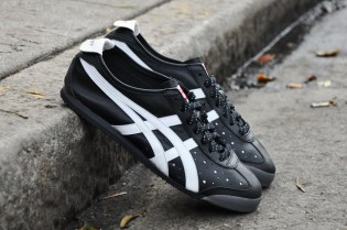 Shoe Biz x Bicycle Film Festival x Onitsuka Tiger Sneakers