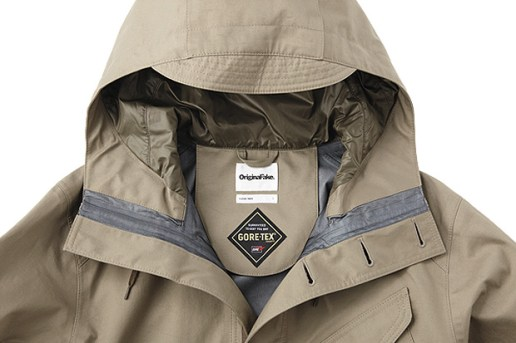 OriginalFake 2010 Fall/Winter Gore-Tex 3-Layer Jacket