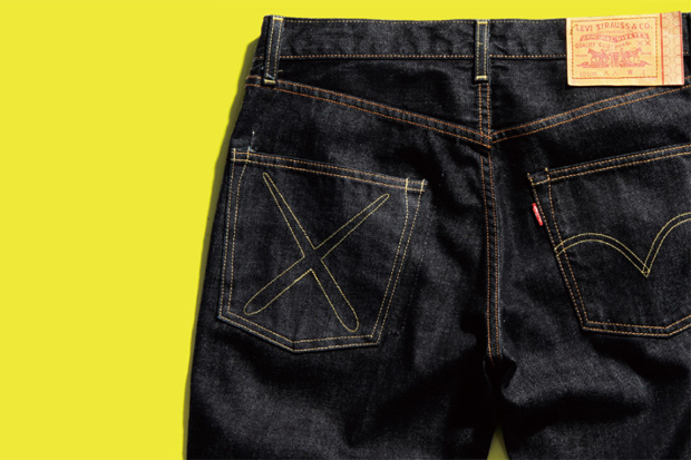 OriginalFake x Levi's 2010 Fall/Winter Denim Collection