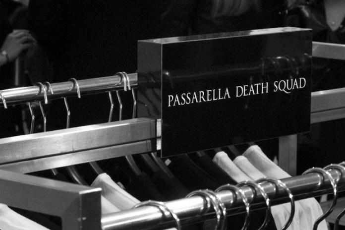 Passarella Death Squad 2010 Fall/Winter Collection Launch Recap