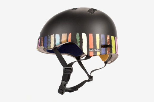 "Paul Smith For Giro ""Multi Stripe"" Print Giro Helmet"