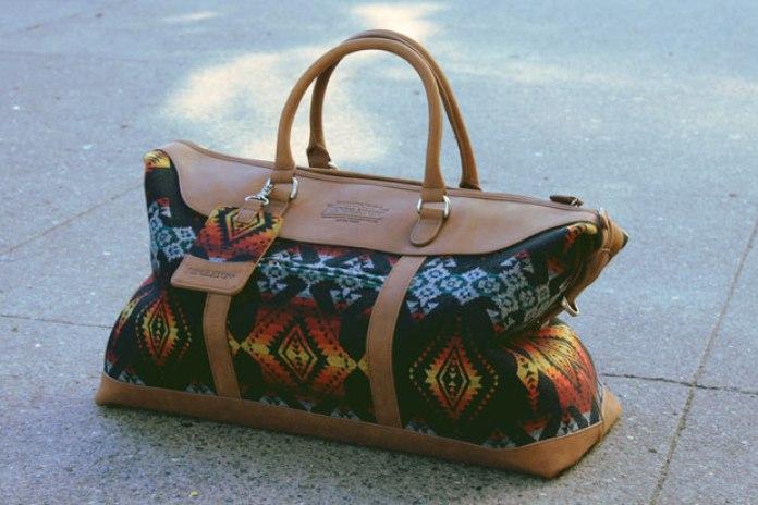 Pendleton 2010 Fall/Winter Weekender Bag