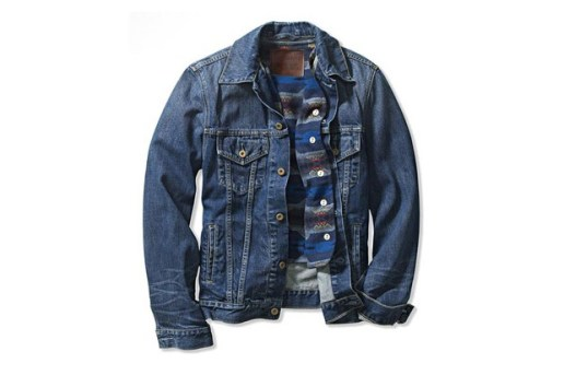 Pendleton x Levi's 2010 Fall/Winter Preview