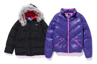 Stussy × Penfield 2010 Fall/Winter Jackets