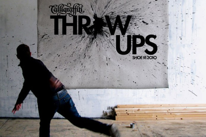 "Project Space Presents: ""Calligraffiti Throw-Ups"" Exhibition"