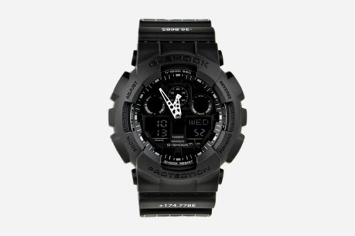 "QUBIC STORE x CASIO G-SHOCK GA-100 ""Beacon"""