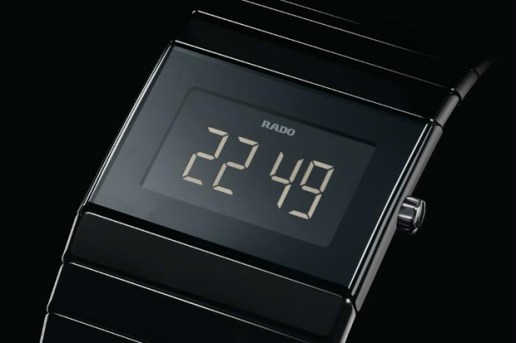 Rado Ceramic Digital Automatic Watch