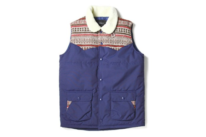 rehacer Flake Down Vest