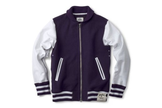 Reigning Champ Fleece Varsity Jacket
