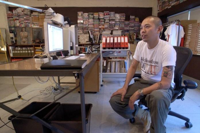 Richardson Magazine x Tetsu Nishiyama Tee
