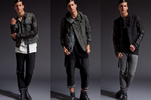 DRKSHDW by Rick Owens 2010 October New Releases