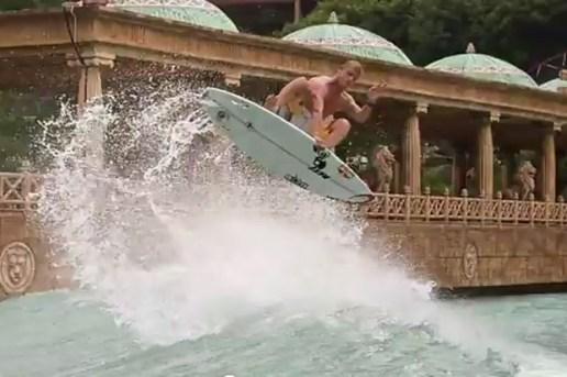 Rip Curl Mirage 2 Boardshort Video