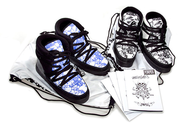 RockersNYC x Forfex Space Boots