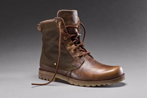Rockport x Barbour 2010 Fall/Winter Footwear Collection