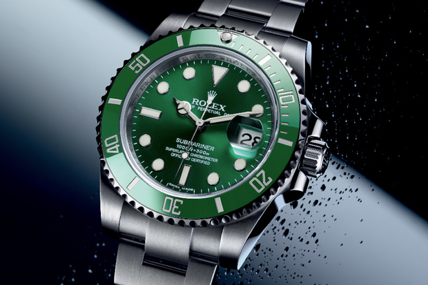 Rolex 2010 Submariner Ceramic Bezel