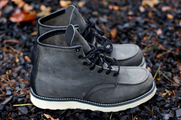 "Ronnie Fieg x Red Wing Ashy Grey 6"" Boot"