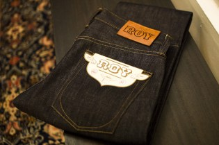 ROY Denim at Self Edge