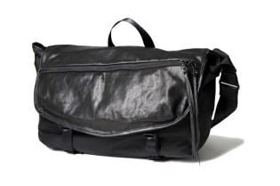 Sandinista x hobo Leather Messenger Bag