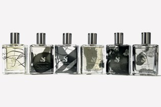 Six Scents Parfums Series Three