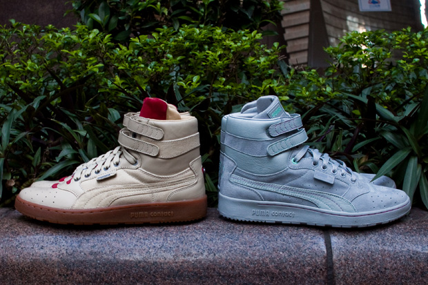 size? x Trainerspotter x PUMA 10th Anniversary Sky II High