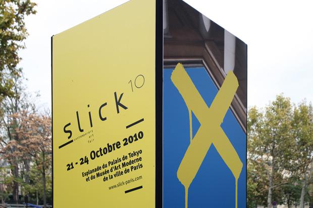 SLICK Contemporary Art Fair 2010 Recap