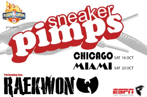 Sneaker Pimps 2010 Chicago & Miami