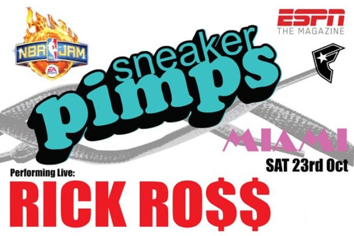 Sneaker Pimps 2010 Miami