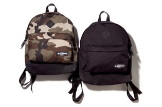 SOPHNET. x EASTPAK AUTHENTIC WOODSTOCK Backpack