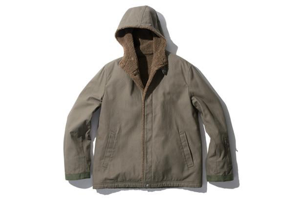 SOPHNET. German Cloth Blouson Jacket