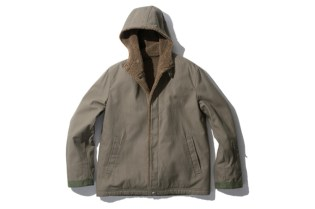 SOPHNET. German Cloth Blouson Jacket