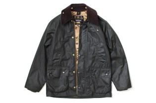 """SOPHNET. x Barbour """"11th Anniversary Item"""" Bedale"""