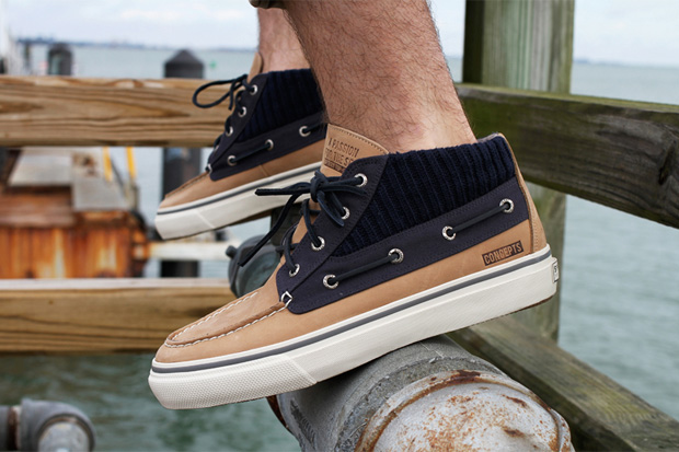 Concepts x Sperry Top-Sider Bahama Chukka Boot