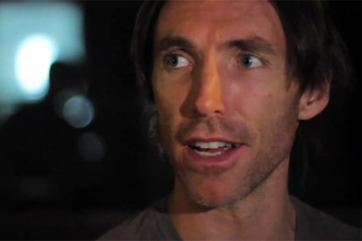 Steve Nash x John Perry Portrait Sitting and Video Interviews